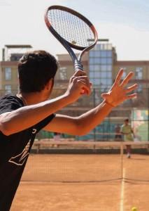 مجموعه تنیس سجاد