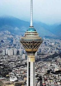 بازدید از برج میلاد