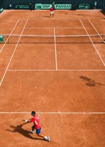 تنیس باشگاه استقلال (بانوان و آقایان)