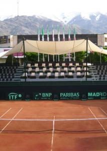 تنیس باشگاه انقلاب (آقایان)